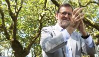 Foto de Rajoy: La formación de gobierno es más un deseo que un hecho